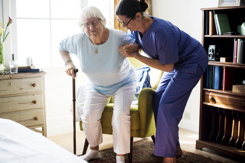 monitoring in home care